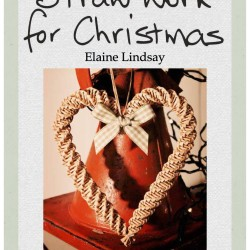 Easy Straw Work for Christmas cover
