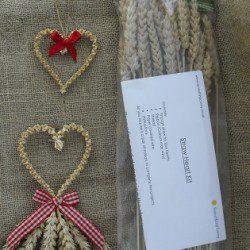 Straw Heart Kit