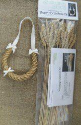 Straw Horseshoe Kit