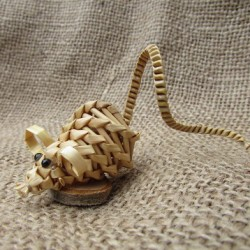 Country Mouse Favour
