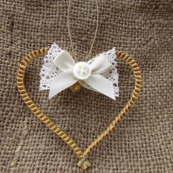 Wee Heart Favour
